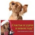 Наши лучшие книги о собаках. Новогодний комлект.