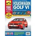Volkswagen Golf VI. Руководство по эксплуатации, техническому обслуживанию и ремонту