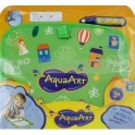 """Коврик """"AquaArt"""" для рисования водой (зеленый, чемоданчик) (Т59403)"""