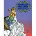 Книжка-раскраска «Универсальное таро Уэйта»