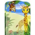 Стенд «Универсальный» для детского сада с карманом А4