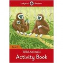 Wild Animals Activity Book