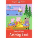 School Bus Trip Activity Book