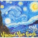 Ван Гог. Календарь настенный на 2018 год