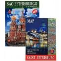 Санкт-Петербург и пригороды (+ карта)