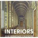 """Календарь на 2018 год """"Interiors"""""""