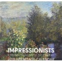 """Календарь на 2018 год """"Impressionists and French"""""""