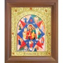 Икона Неопалимая Купина. 15x18