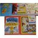 Комплект из 5 книг. Ванька-встанька. Тяпы-ляпы. Сказки-невелички