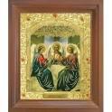 Икона Святой Троицы. 10x12