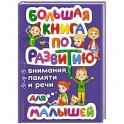 Большая книга по развитию внимания, памяти и речи для малышей