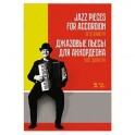 Джазовые пьесы для аккордеона: Ноты