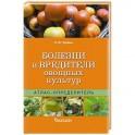 Болезни и вредители овощных культур. Атлас-определитель