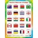 Флаги стран и их столицы
