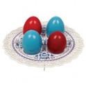 """Подставка пасхальная на 4 яйца """"ХВ"""""""