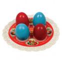 """Подставка пасхальная на 4 яйца """"Кулич"""""""