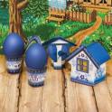 """Пасхальный набор для украшения яиц """"Деревенька"""""""