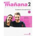Nuevo Manana 2. Cuaderno de Ejercicios A2