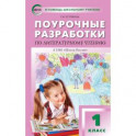 Литературное чтение. 1 класс. Поурочные разработки к учебнику Л.Ф. Климановой. ФГОС