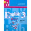 Английский язык. 3 класс. 2-й год обучения. Книга для учителя. ФГОС