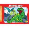 Раскраски А5. Динозавры
