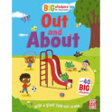 Big Stickers for Tiny Hands: Out and About