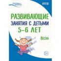 Развивающие занятия с детьми 5-6 лет. Весна. III квартал