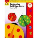 The Learning Line Workbook. Beginning Addition, Grade 1