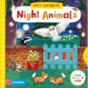 Night Animals. Board book