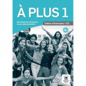 A plus 1. Cahier d'exercices