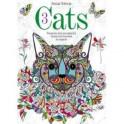 Cats3. Творческая раскраска замурчательных котиков