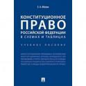 Конституционное право Российской Федерации в схемах и таблицах. Учебное пособие