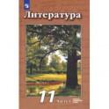 Литература. 11 класс. Учебник в 2-х частях. Базовый и углубленный уровни