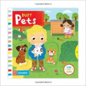 Busy Pets. Board book