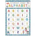 "Плакат ""Английский алфавит"", А3"