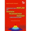 Применение пакета MATLAB для анализа резонансных явлений в электрических цепях