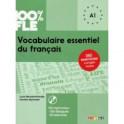 Vocabulaire essentiel du francais A1 + CD MP3