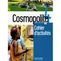 Cosmopolite 4. Cahier d'activites. B2 (+CD)