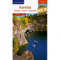 Karelia: Valaam, Kizhi, Ruskeala (+ map)