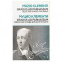 Gradus ad Parnassum. Избранные этюды для фортепиано. Ноты