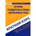 Краткий курс по истории государства и права зарубежных стран