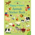 Farmyard Tales Poppy and Sam's Animals Sticker Book
