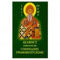 Акафист Спиридону Тримифунтскому святителю