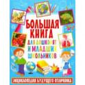 Большая книга для дошкольников и младших школьников. Энциклопедия будущего отличника