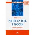 Рынок халяль в России. Теория, практика и перспективы развития