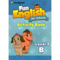 Fun English for Schools Activity Book 3B