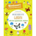 My First Book of Garden with lots of fantastic stickers