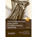 Топографическая анатомия и оперативная хирургия в 2-х частях. Часть 2