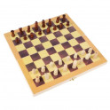 Игра настольная шахматы 24x24x1,5 см