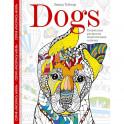 Dogs. Творческая раскраска симпатичных собачек